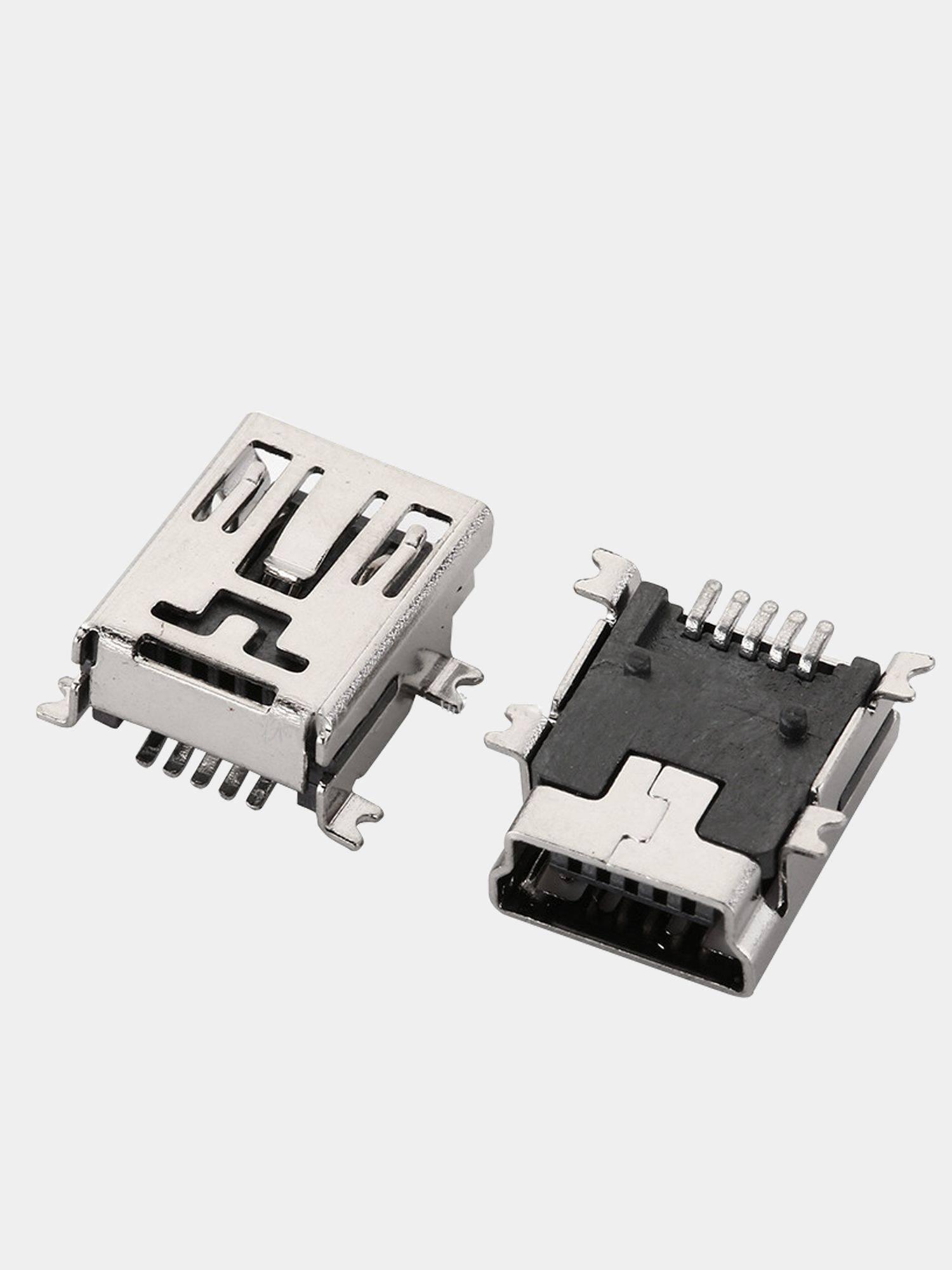 Разъем Mini USB-5P с доставкой за 1 день купить на KazanExpress