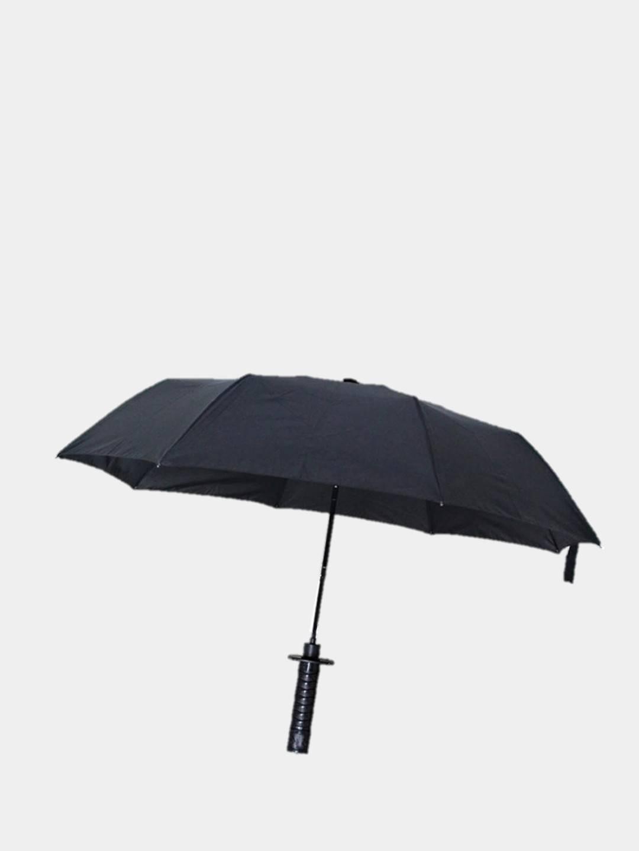 """Зонт мужской """"Катана"""" за 1120 ₽ с бесплатной доставкой за 1 день купить на KazanExpress"""