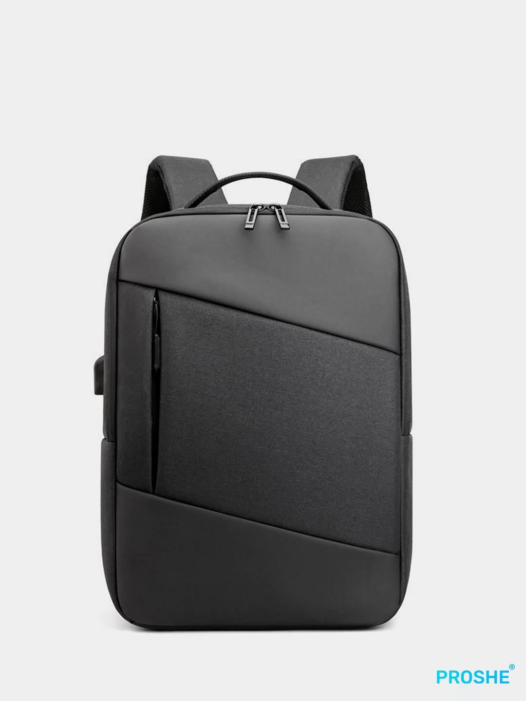 Городской мужской рюкзак для ноутбука с USB Modern за 1287.87 ₽ с бесплатной доставкой за 1 день купить на KazanExpress